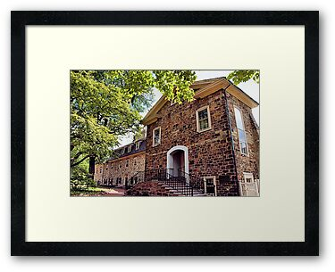Old Chapel - Bethlehem Pa. by djphoto
