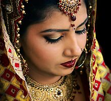 Beautiful Bride Saloni-I by RajeevKashyap