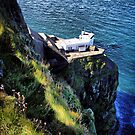 North Lighthouse - Rathlin Island by SNAPPYDAVE