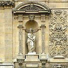 Detail of the Ministry of Education In Paris by RichardsPC