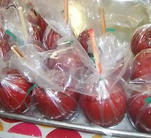 Candy Apples - Pike Co MS Fair 2010 by Dan McKenzie