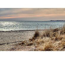 Dusk on Cape Cod Photographic Print