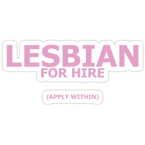 Lesbian For Hire by boltage69