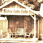 Sister Cats Cafe by  Bob Hall