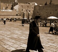 Wailing Wall #1 by MikeyLee