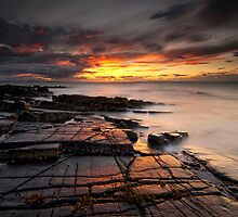 Fire in the Sky by Graham Stirling