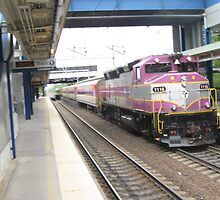 1116 MBTA Commuter Rail by Eric Sanford