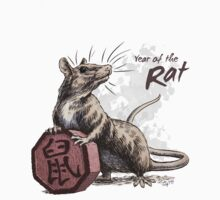 Year of the Rat by Stephanie Smith