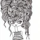 Big Hair by Chelle  Terry