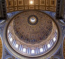 St Peters Dome by Reginadez