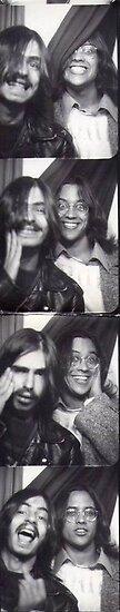 Cage~S.G. Lazarus & G. Roop ~Richmond VA 1974 by Stacey Lazarus