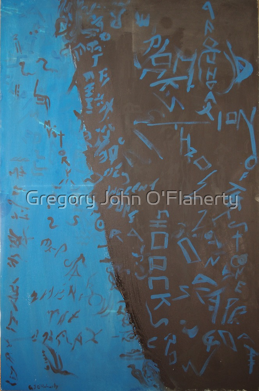 Foundation of the Stone by Gregory John O'Flaherty