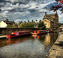 Skipton,Yorkshire by David  Barker