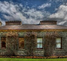 Laundry Werribee Mansion by Scott Sheehan