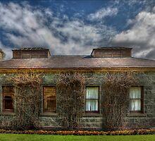Laundry Werribee Mansion by Scott Sheehan