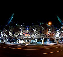 Bug Eyed Stadium by Keith Irving