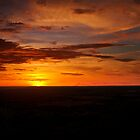 Kakadu Wetlands Sunset 1 by Jaxybelle