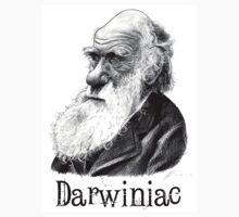 Darwiniac - Charles Darwin by Neil Davies