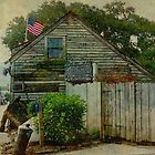 Old Schoolhouse in St. Augustine Florida 4 by Marie Luise  Strohmenger