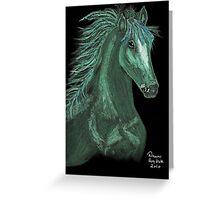 Horse of Dreams Greeting Card