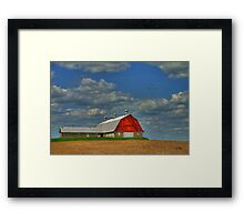 Things Unnoticed At The Time Framed Print