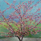 Eastern Redbud Tree by Michael Creese