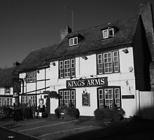 Kings Arms Boxley by Dave Godden