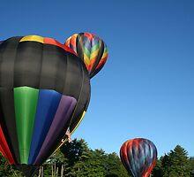 Balloons!  What a wonderful world! by Linda Jackson