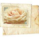 Vintage & Rose.Card. by Vitta