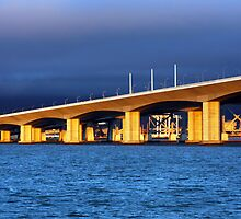 New Bay Bridge by CherylBee
