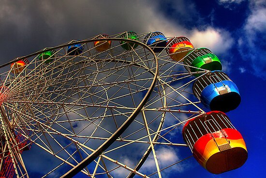 Luna Park by Luke and Katie Thurlby