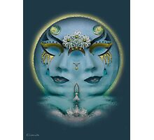 Gemini Full Moon   Photographic Print