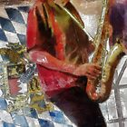 Rockabilly Sax by shutterbug2010