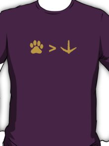JMU > VT (Purple) T-Shirt