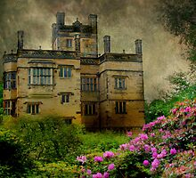 Gawthorpe Hall by Catherine Hamilton-Veal  ©