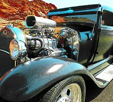 1929 Model-A / Hot Rod 4 You.... by Rita  H. Ireland