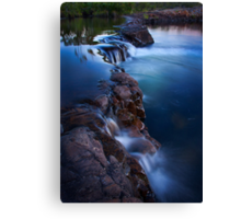 Sweetwater Cascading Canvas Print