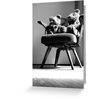 Psst! Didja hear the one about ... Greeting Card