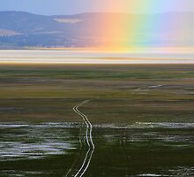 Lake George Rainbow by Geoff Smith