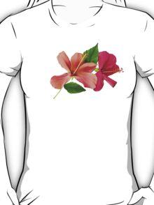 Hibiscus in Bloom T-Shirt
