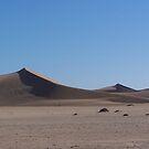 Dunes - Swakopmund (Namibia Series) by AnniG