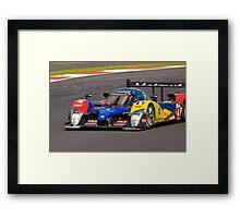 Team Oreca Matmut Peugeot Framed Print