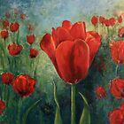 Red Tulips [002] by petrapols