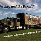 """1973 Kenworth W900A """"Smokey and the Bandit"""" by TeeMack"""