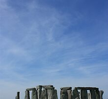 Stonehenge by mr-scruffles