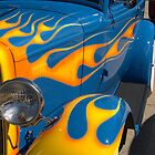 1932 Custom Ford by aleen