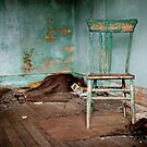 Green Chair by Sam Scholes