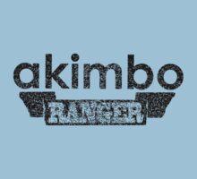 akimbo Rangers by ChickenSashimi