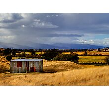 The Wairau Plains Photographic Print