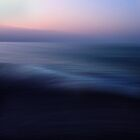 Seascape blue by Lena Weisbek
